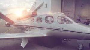 cirrus vision jet charter