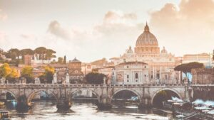 rome private jet charter