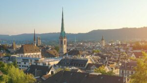 zurich private jet charter